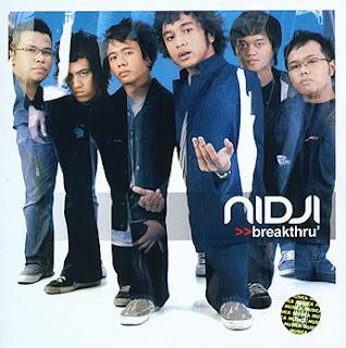 Chord Gitar Lagu Nidji