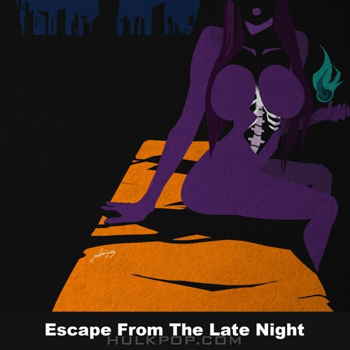 Jhnovr – Escape From The Late Night – EP
