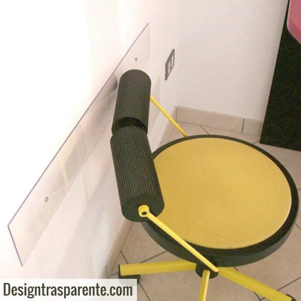 proteggi muro per sedie