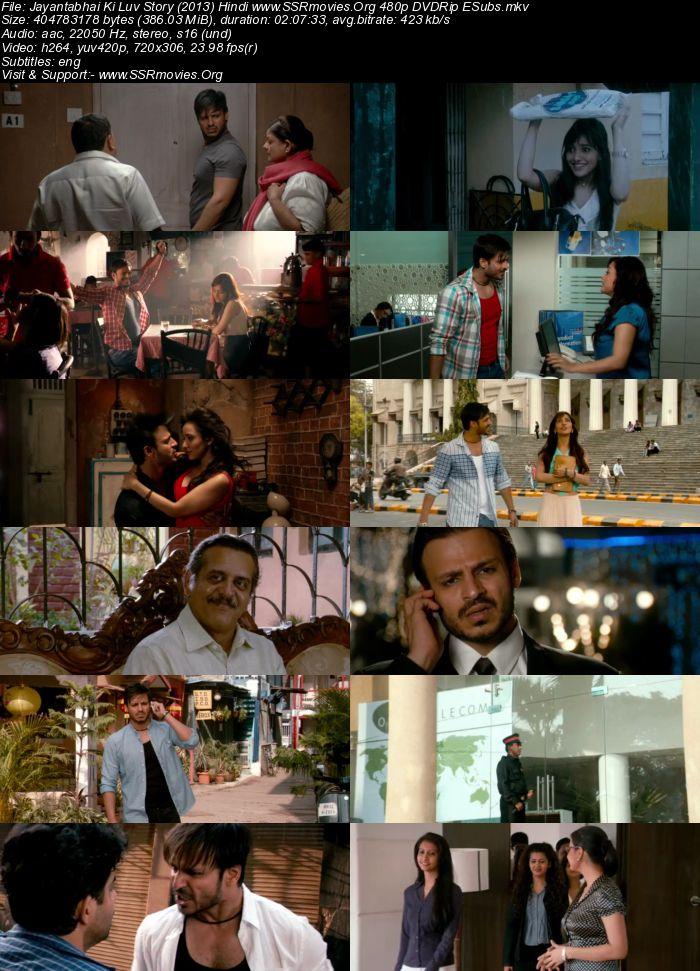 Jayantabhai Ki Luv Story (2013) Hindi 480p DVDRip