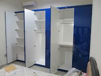 Lemari - Rak Penyimapanan - Storage
