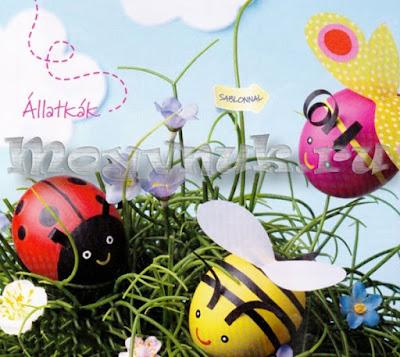 Детские поделки из яиц, фото