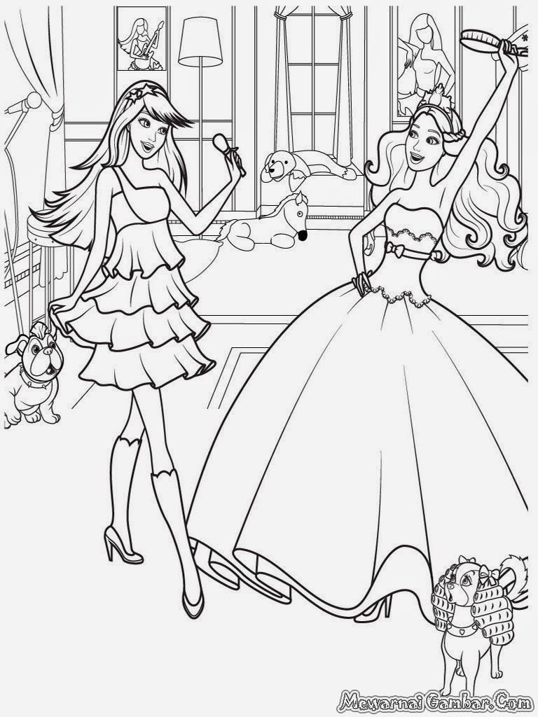 coloring pages for girls images - photo#44
