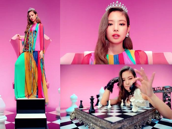 BlackPink DDu-Du DDu-Du [MTV] The Perfect Sexy All-Kill Song
