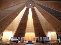 Cupola della Chiesa del Santo Volto a Torino