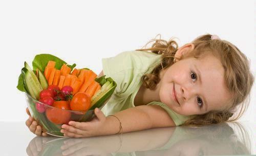 Beragam Makanan Bergizi yang Baik Dikonsumsi Anak