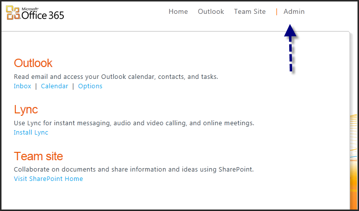manage subscription in office 365