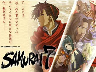 assistir - Samurai 7 Dublado - Episodios Online - online