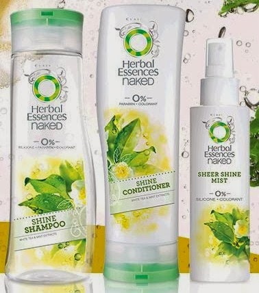 New 2014 Products From Herbal Essences Dry Shampoos