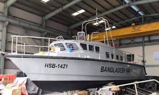 Kapal Patroli Cepat Bangladesh