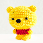 http://www.ravelry.com/patterns/library/the-pooh-bear