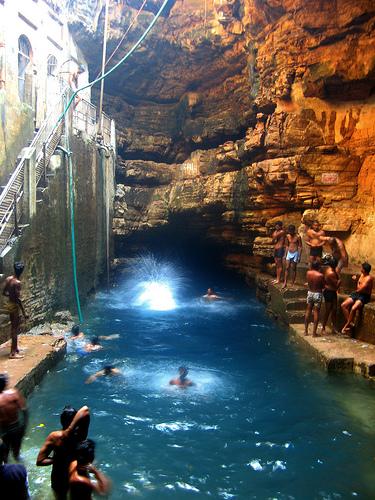 natural water reservoir