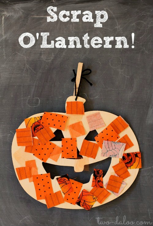 Fall Lantern Craft Project
