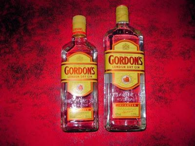 Gordon's gin.
