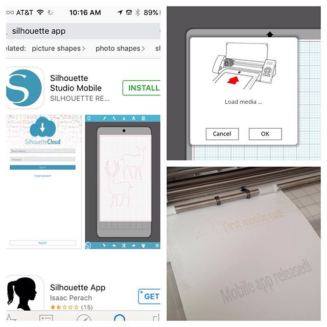 Silhouette Studio Mobile App: What Can I Actually Do With It