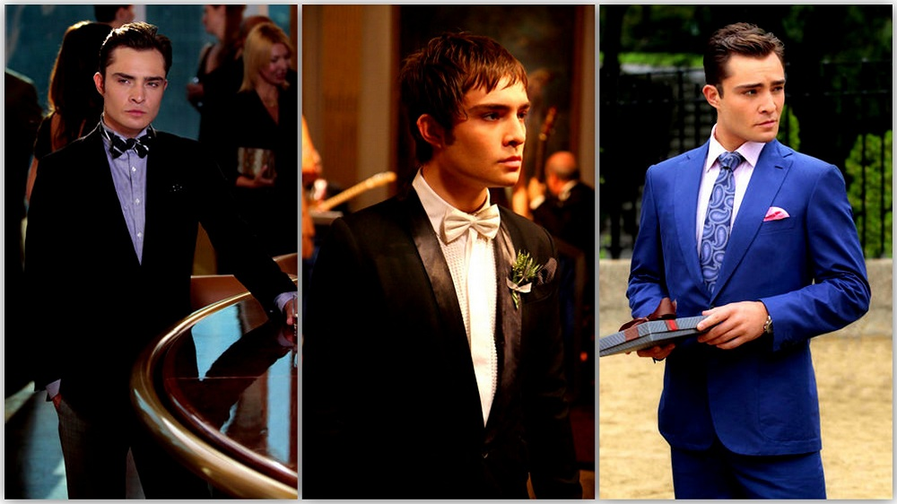 Chuck Bass Collage Tumblr There was a time that I really