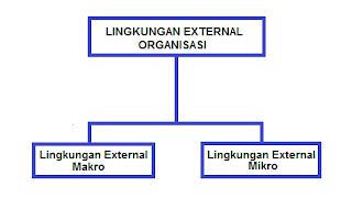 Manajer dan Faktor-Faktor Lingkungan Eksternal Organisasi