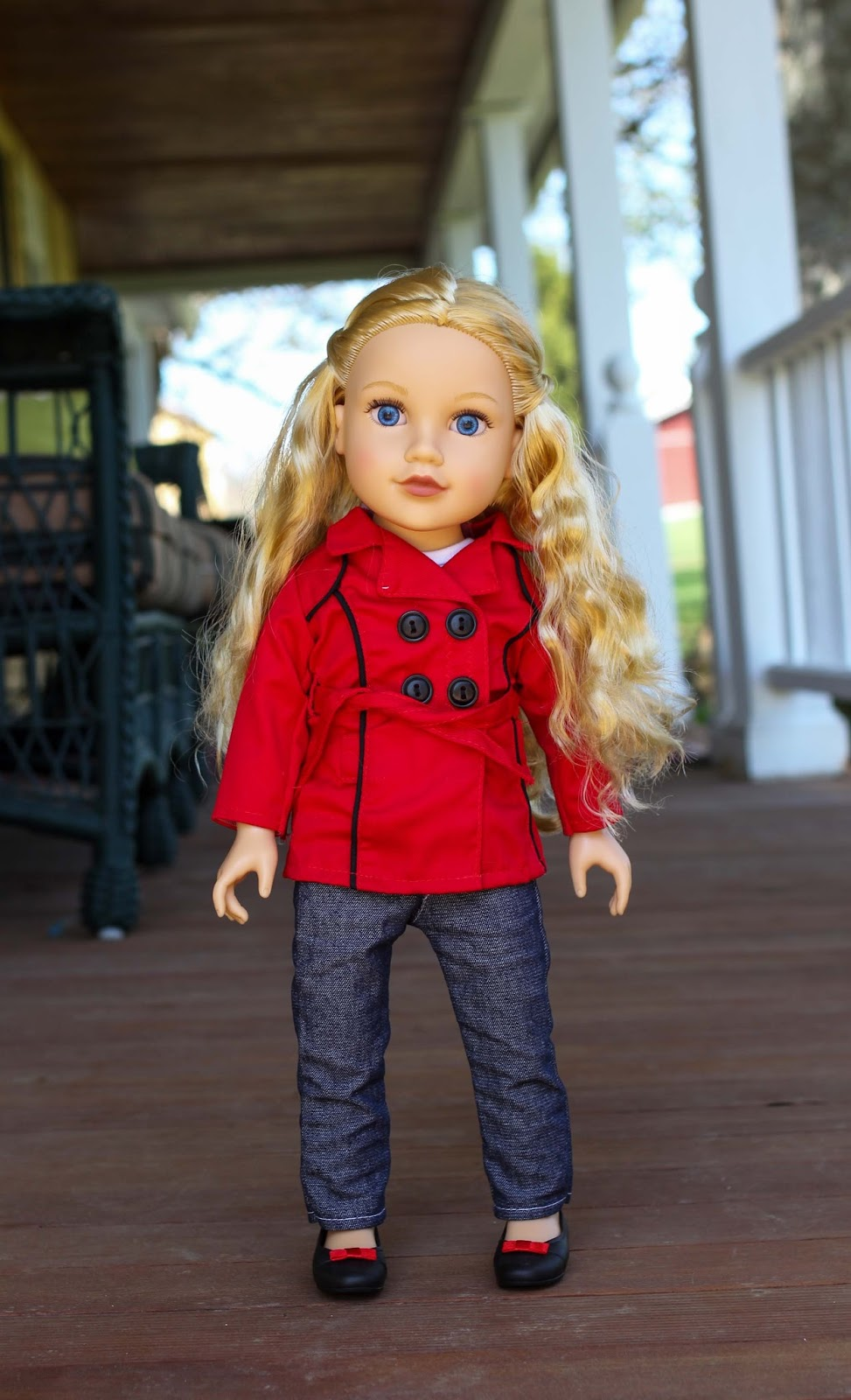 f22ee0a31a1 After discovering JGKelsey's lovely blog, I was introduced to the Journey  Girls doll line from Toys R Us. Her blog has the most beautiful photography  as ...