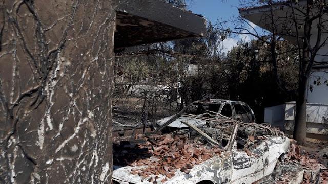 Πρόεδρος των Πυροσβεστών: Ο Τόσκας και ο αρχηγός του Πυροσβεστικού Σώματος έπρεπε να ζητούν κάθε πέντε λεπτά συγνώμη