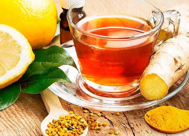 Té de Cúrcuma (Tumeric Tea)