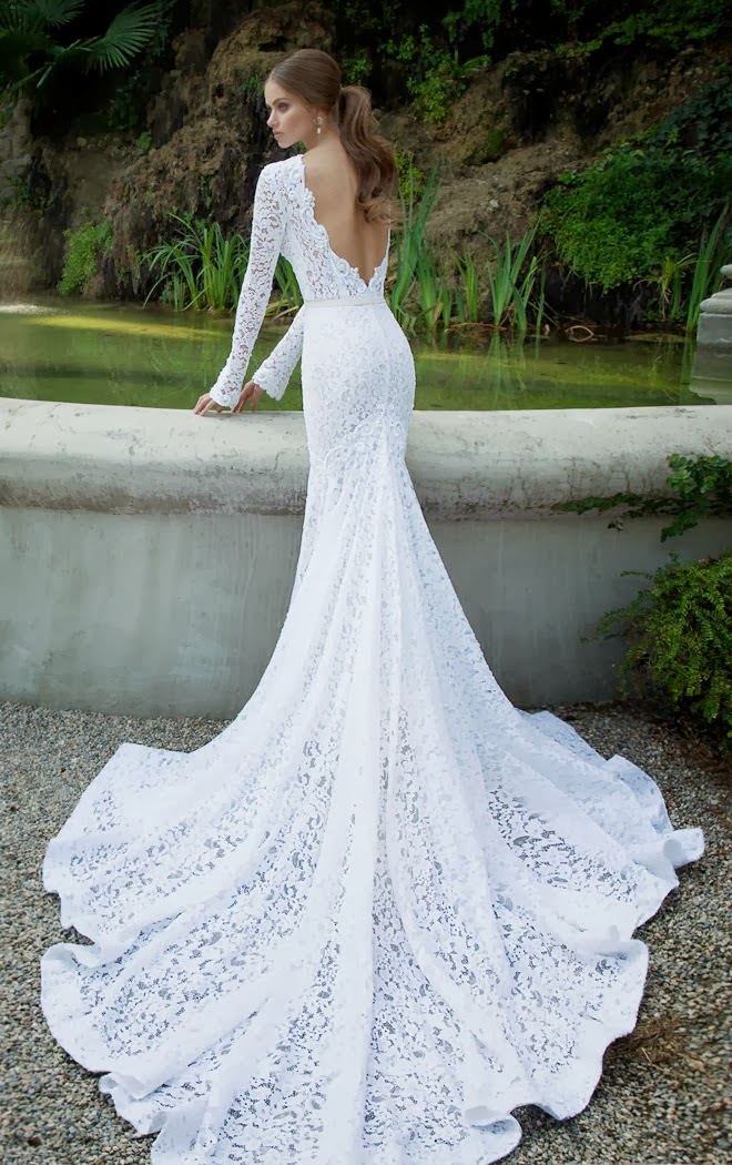 Passion For Luxury Berta Bridal Winter 2014 Collection