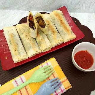 Resep Pastry Panggang Beef Kari Lada Hitam