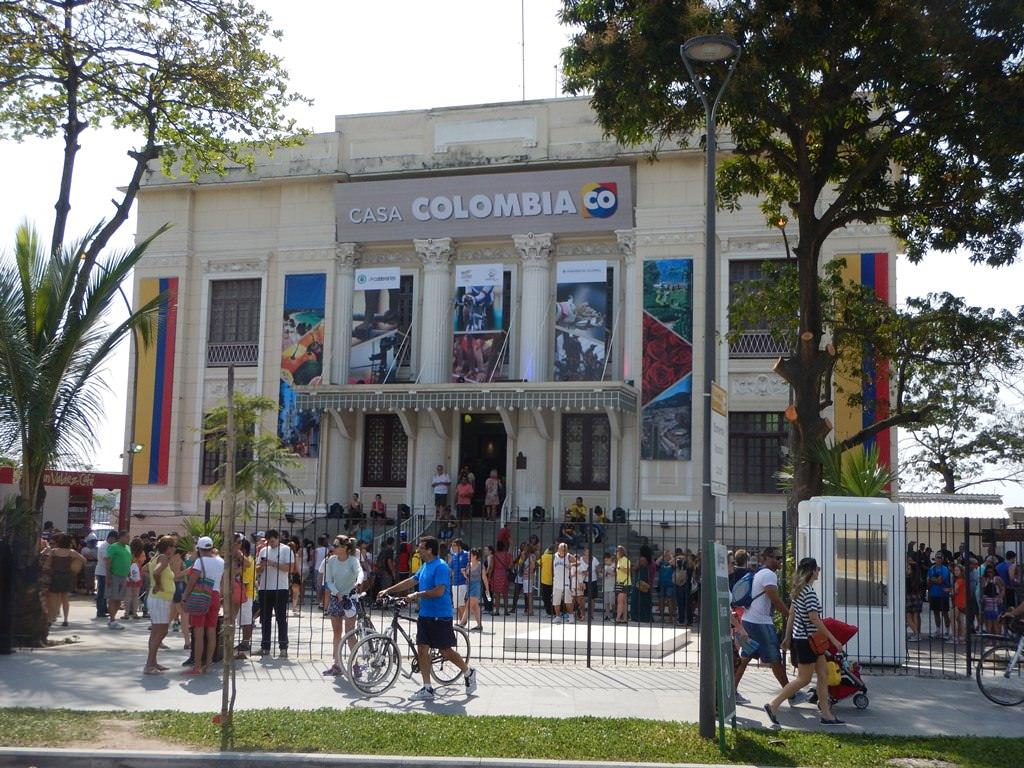 Casa da Colômbia