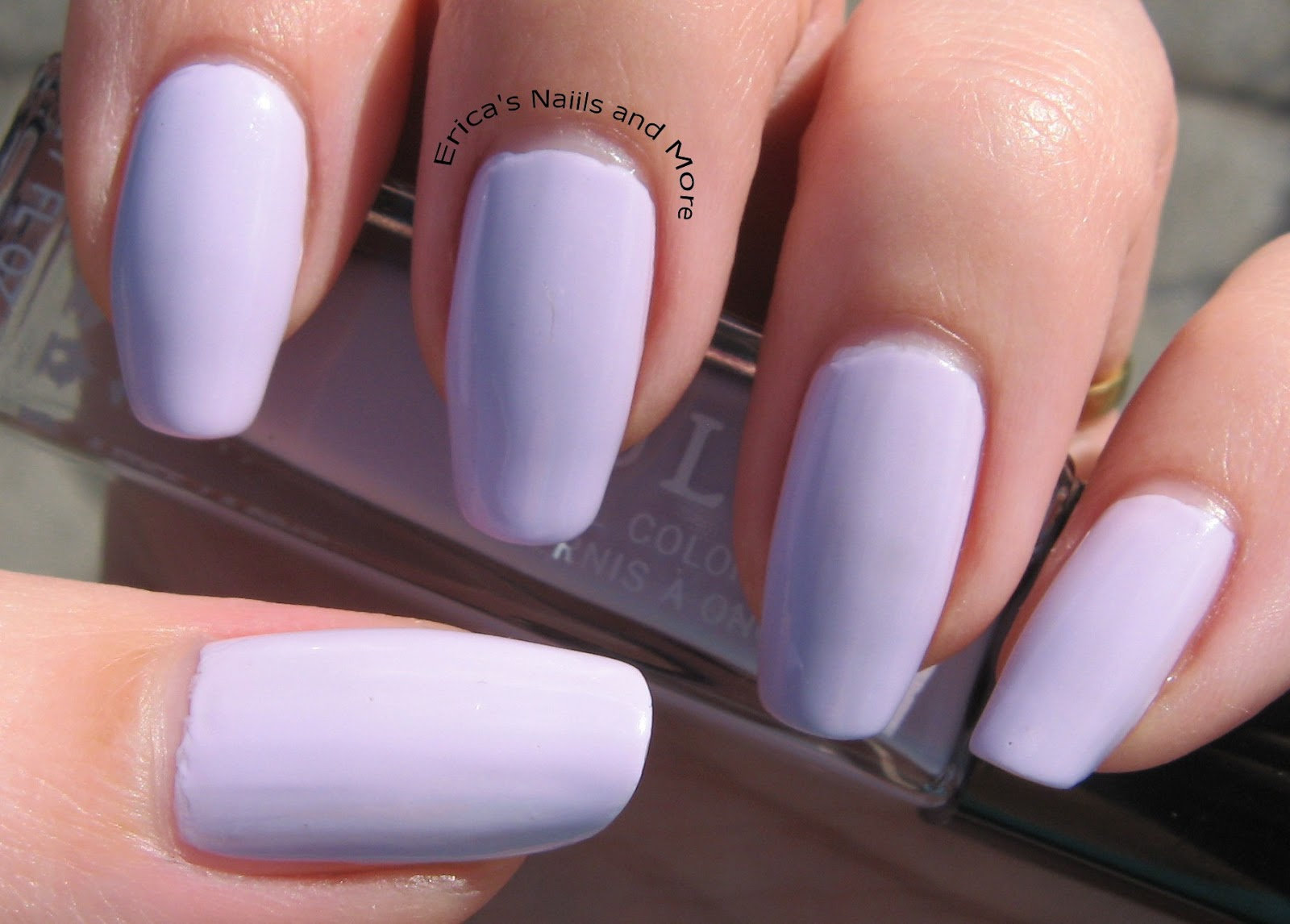 Erica's Nails and More: NOTD: Julep Renee
