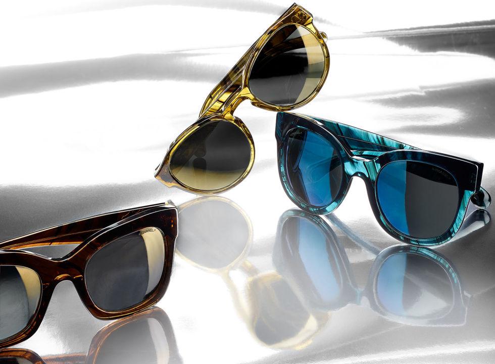 Occhiali da sole lenti colorate - Occhiali con lenti a specchio colorate ...
