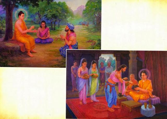 109. Ðại kinh Mãn nguyệt - Kinh Trung Bộ - Đạo Phật Nguyên Thủy