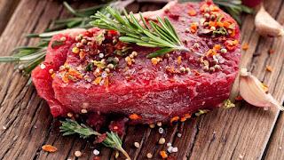 دراسة امريكية : اللحوم الحمراء تقصر العمر والبيضاء تطيلها