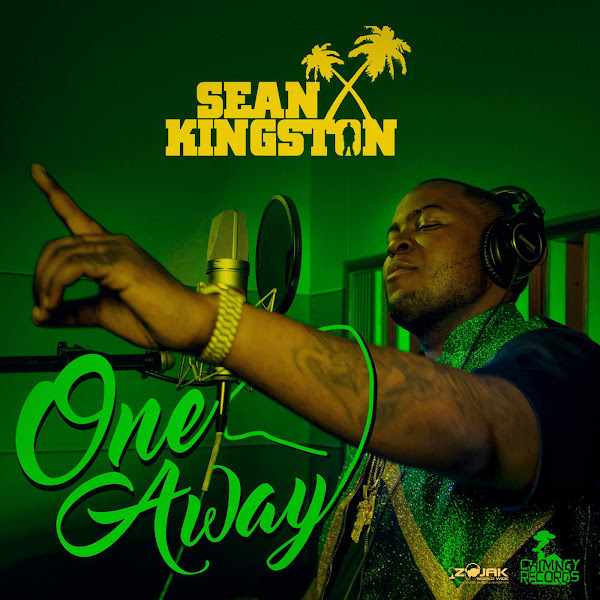 Sean Kingston - One Away - Single Cover