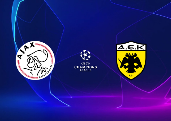 Ajax vs AEK Athens Full Match & Highlights 19 September 2018