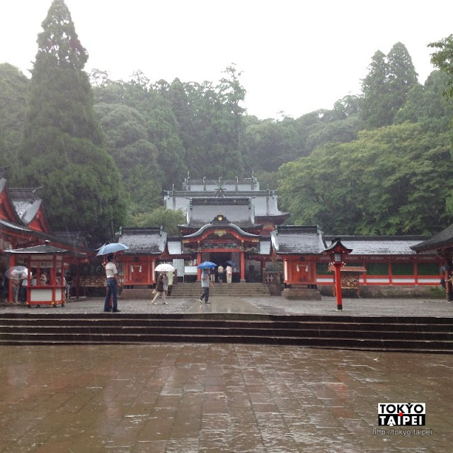 【霧島神宮】踏上龍馬的蜜月旅行足跡 造訪南九州最大神社