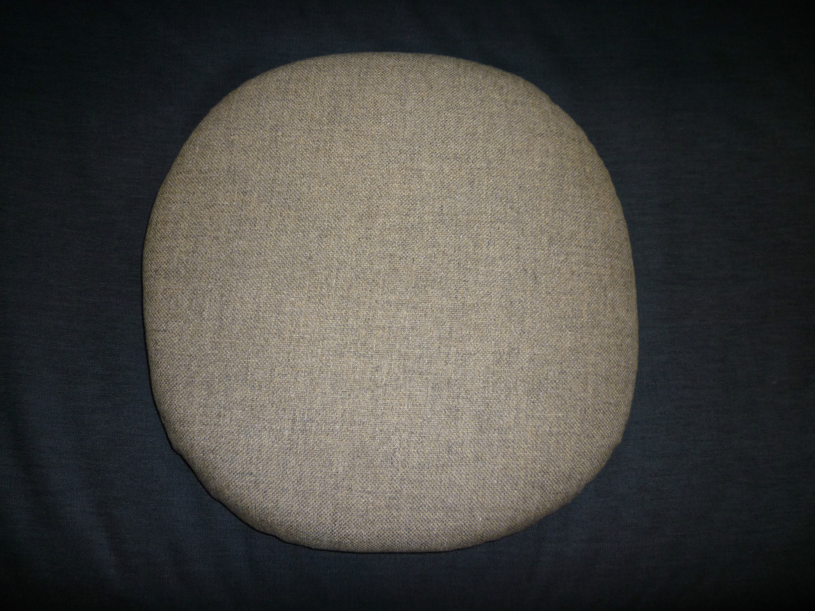 Clearance Replacement Brushed Cotton Seat Pad Cushions For Tulip Swivel Chairs Free Uk Delivery