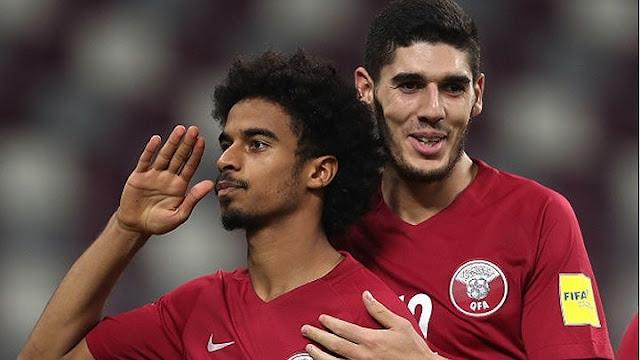 2. Qatar - nhất bảng C vòng loại thứ 2.