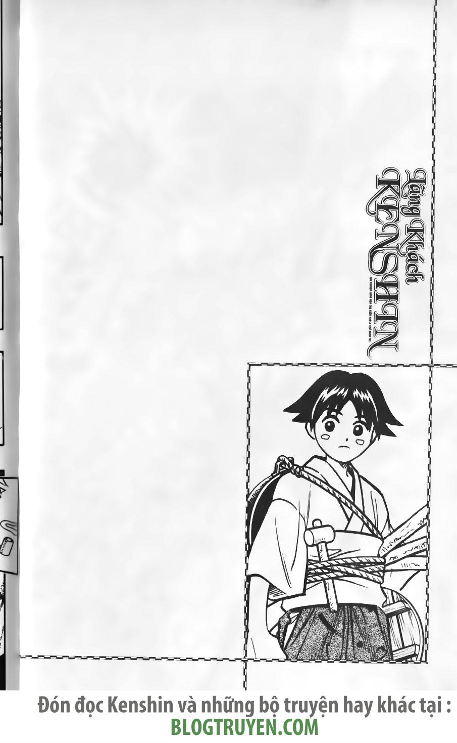 Rurouni Kenshin chap 233 trang 20