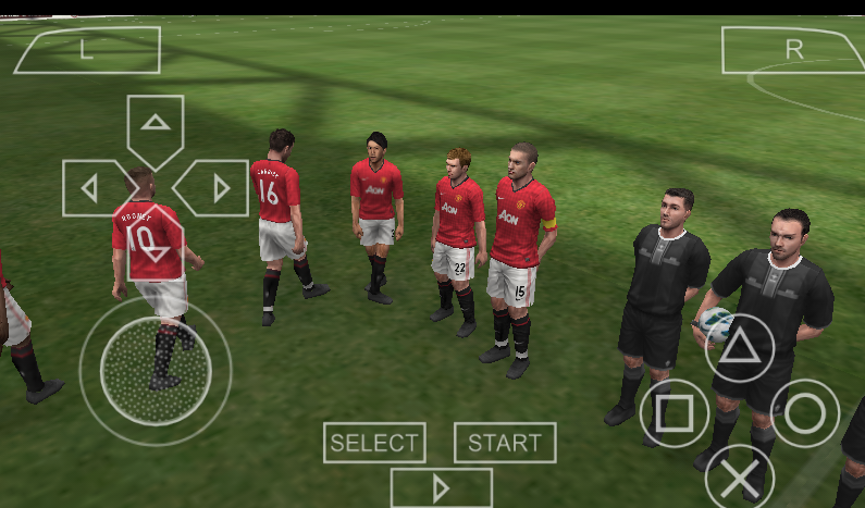 Download PES PSP
