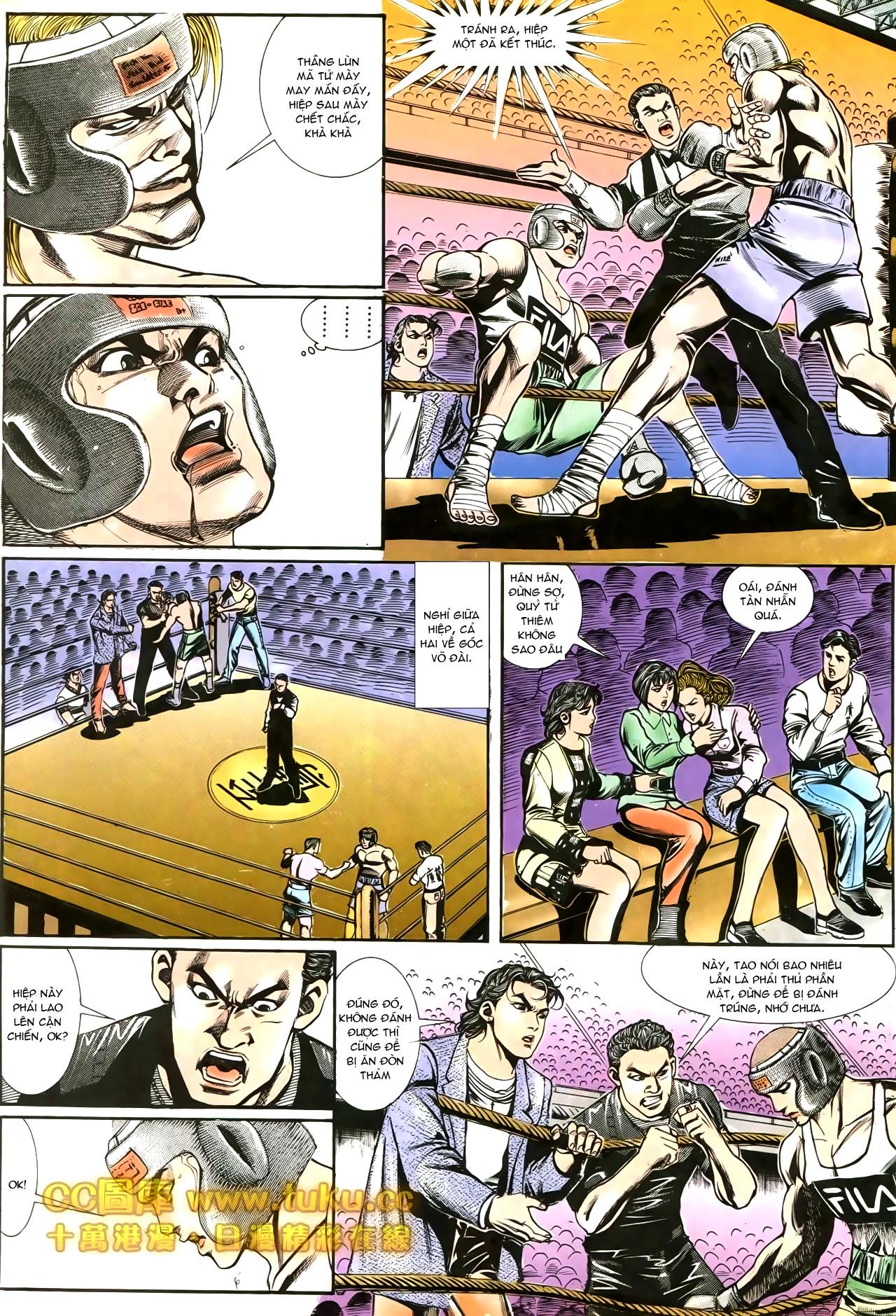 Người Trong Giang Hồ chapter 188: chiến nô trang 12