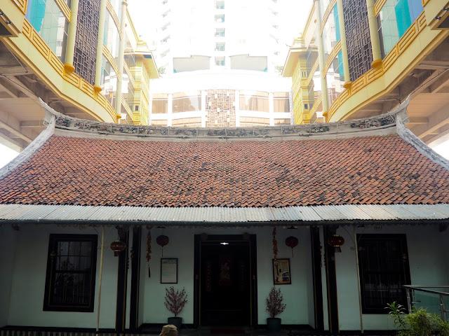 Candra Naya Chinese house, Jakarta, Indonesia