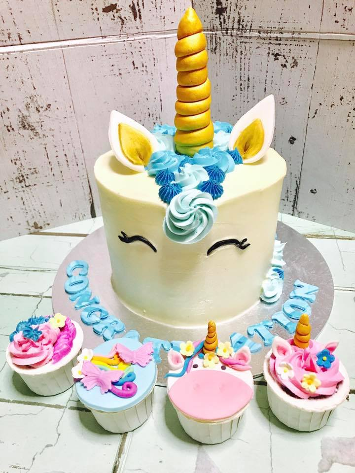 halal wedding cake singapore izah s kitchen unicorn themed halal cake singapore 15036