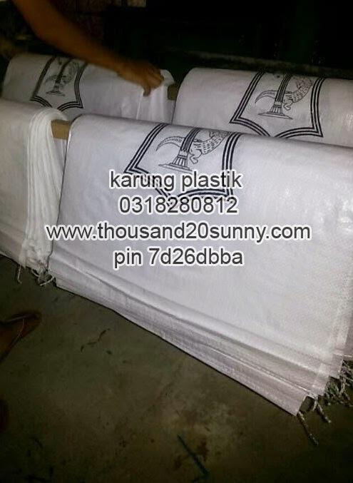 harnowo Produksi/ Jual karung plastik kalimantan