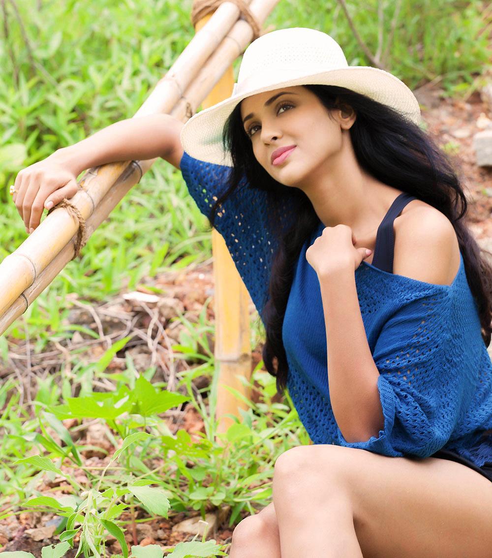 Priya Shri Photoshoot Stills South Indian Actress