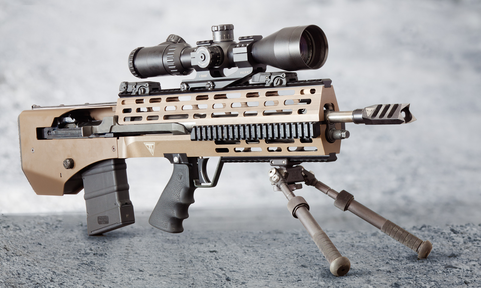 M14 Bullpup M14 Bullpup