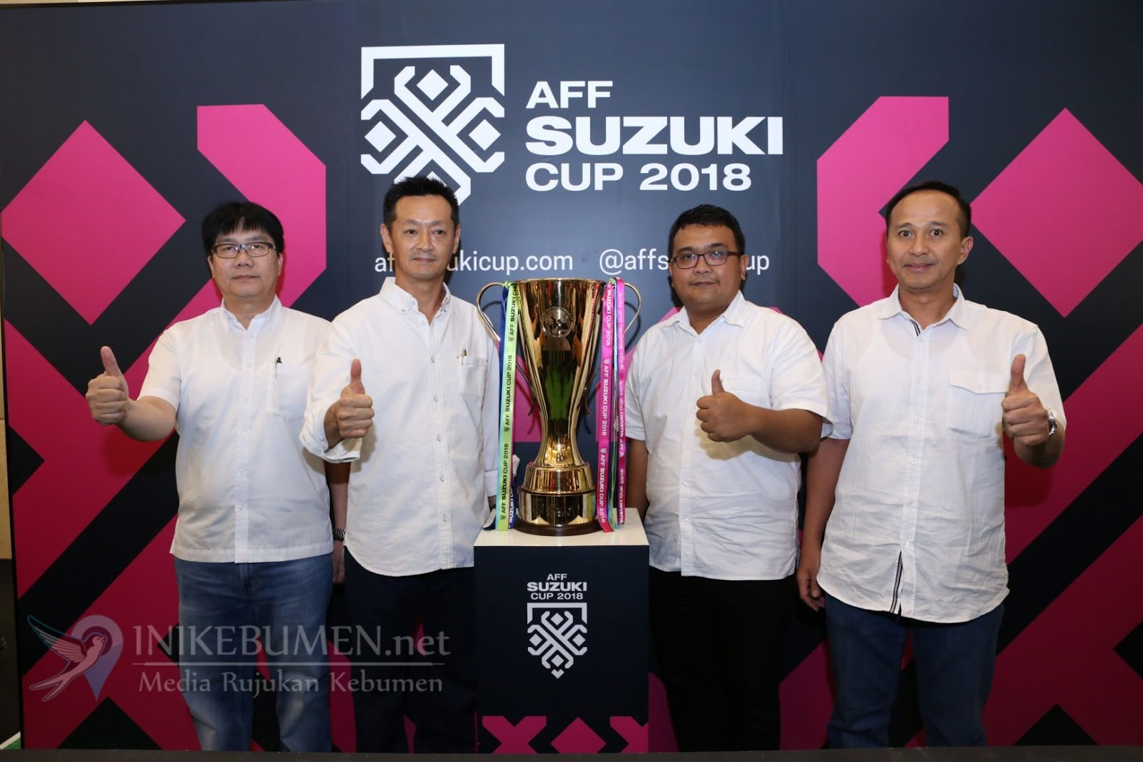 Suzuki All Out Dukung AFF Suzuki Cup 2018