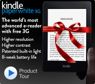 Southern Girl Reads      : [TSS] Kindle Paperwhite 3G - My