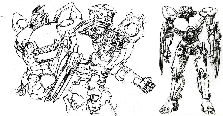 nakayuki sketches: Striker