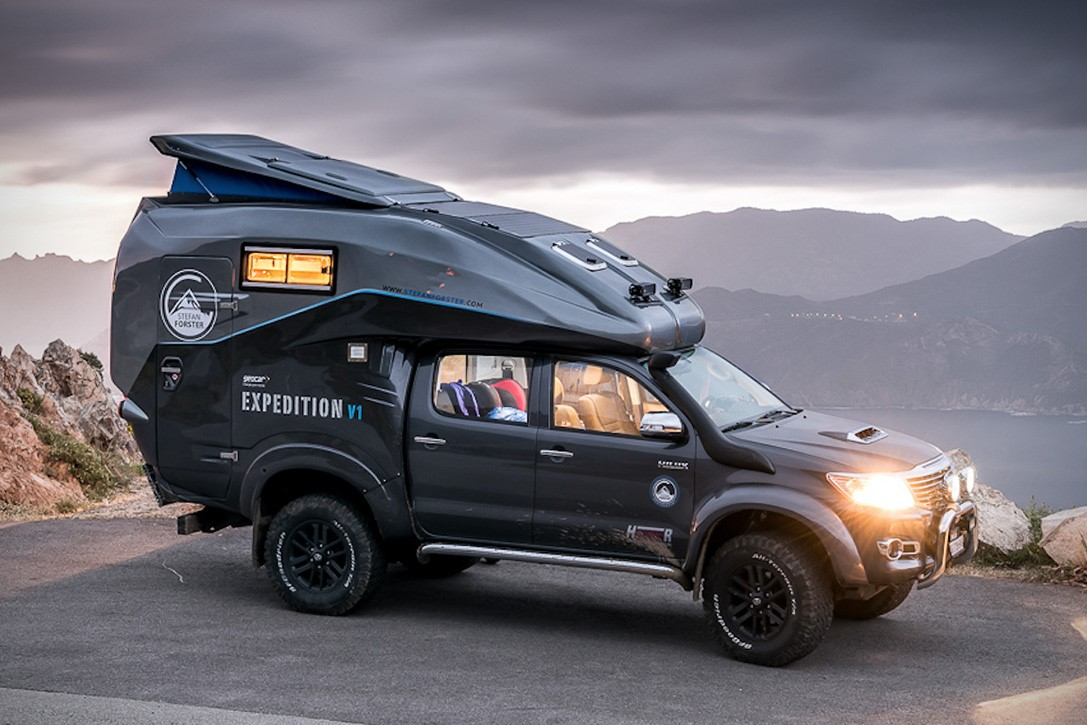 Toyota Hilux Expedition V1 Karavan Teknolsun