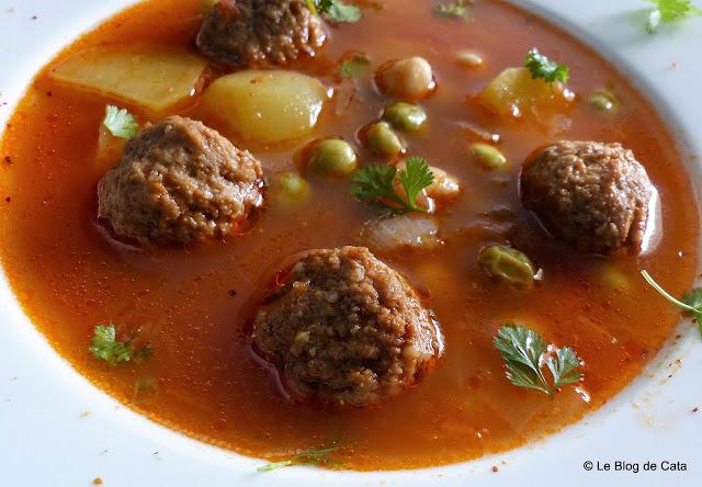Ciorba,chiftelute ,Chorba, Turcia