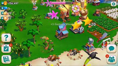 لعبة FarmVille Tropic Escape مهكرة جاهزة للاندرويد, لعبة FarmVille Tropic Escape مهكرة بروابط مباشرة